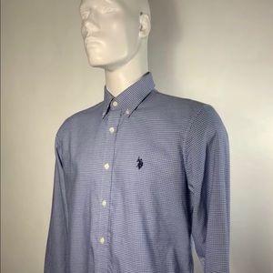 U.S. POLO ASSN. Long sleeve button down shirt